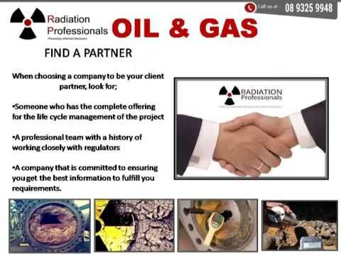 Oil and Gas - Service by Radiation Professionals Australia