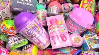 Disney Princess Surprise Eggs Num Noms Shimmer and Shine Surprises