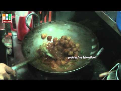 Veg Manchurian - Indian Street Food