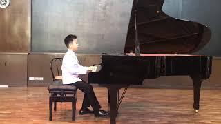 Clementi, Sonatina Op 36 no 3 by Patchubun Panjamapirom,10 years old at Payap university