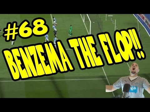 BENZEMA THE FLOP FIFA 14 Career Mode #68
