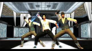 Second Life Tribute To Michael Jackson Slave To The Rhythm Starring Rockford Ewing