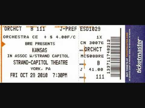 Kansas - Stand Beside me