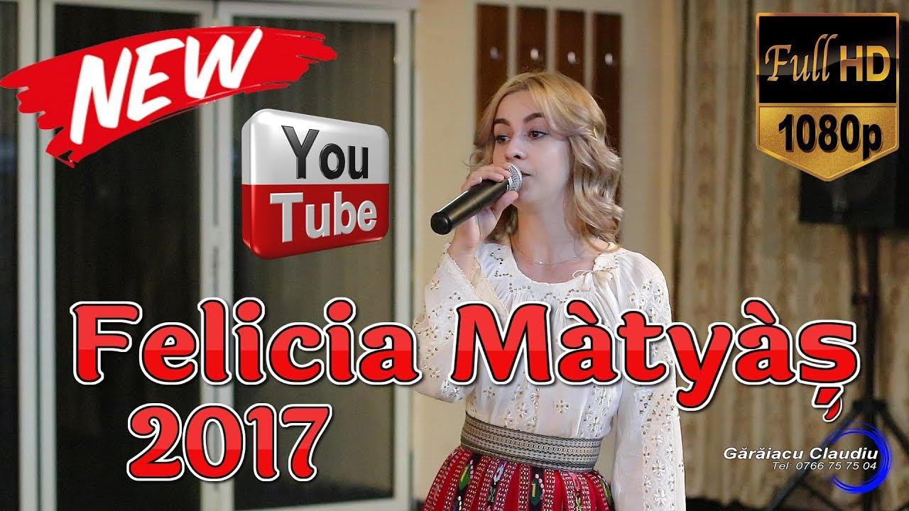 Felicia Mátyáș | Am avut o cararuse, Blestem cu nume de floare | LIVE Botez Stefania Lorena 2017