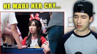 DISGUSTING! Kpop Stars vs Rude Fans Reaction