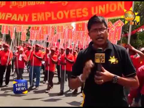jvp may day rally|eng