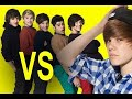 Justin Bieber vs One Direction