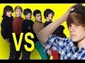 Justin Bieber vs One Direction