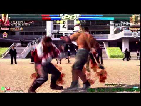 TEKKEN TAG2 UL 5/16 KNEE VS DOTORING VS SETUP HUNTING