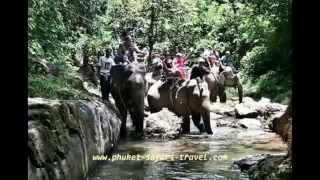 Phuket Safari Travel Thailand 2014 -ThailandMemories-
