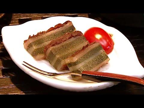 現代心素派-20150515 香積料理 - 層層涼糕&黑麥紅麴米糕 - 在地好美味 - 綠豆糕