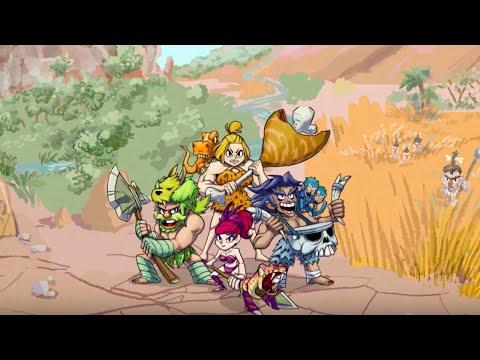 Caveman Warriors Official Free Your Inner Caveman Trailer