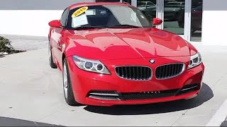 2015 BMW Z4 sDrive28i Convertible St. Petersburg  Tampa  Clearwater  Bradenton  Palm Harbor