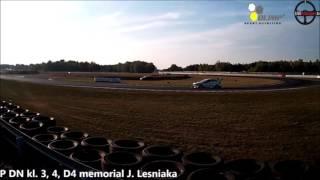 Tor Poznań WSMP 4 X 2015 wyścig DN kl 3,4, D4 - LIVEmotorsport.tv