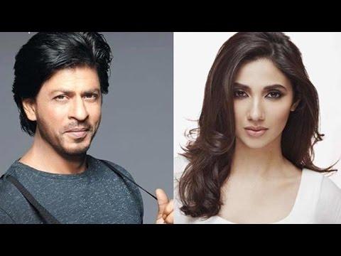 Pakistani Actress Mahira Khan Will Star Opposite Shah Rukh Khan in 'Raees'
