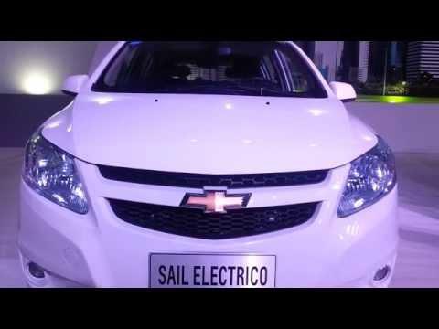 Nuevo Chevrolet Sail LTZ electrico 2015 Lanzamiento Bogotá Colombia