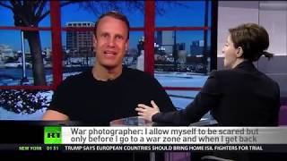 Militaries fear painful images can sway public opinion on wars they sell – war photographer