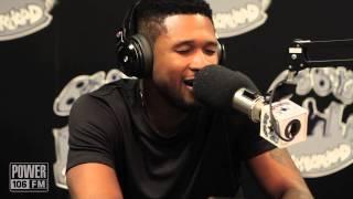Usher Karaoke Battle with Big Boy