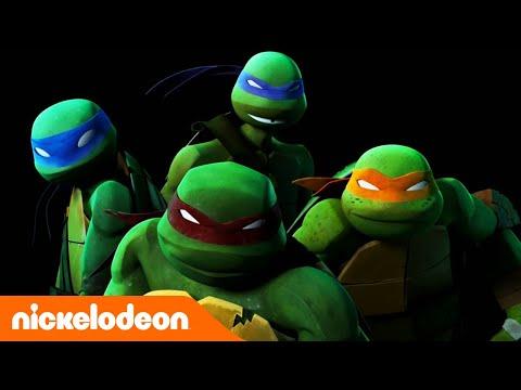 Черепашки-ниндзя | 1 сезон 1 серия | Nickelodeon Россия