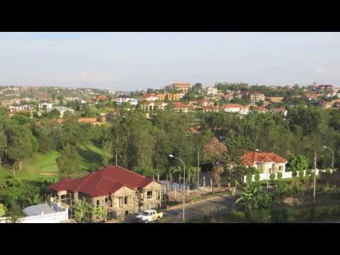 An ordinary day in Kigali, Rwanda