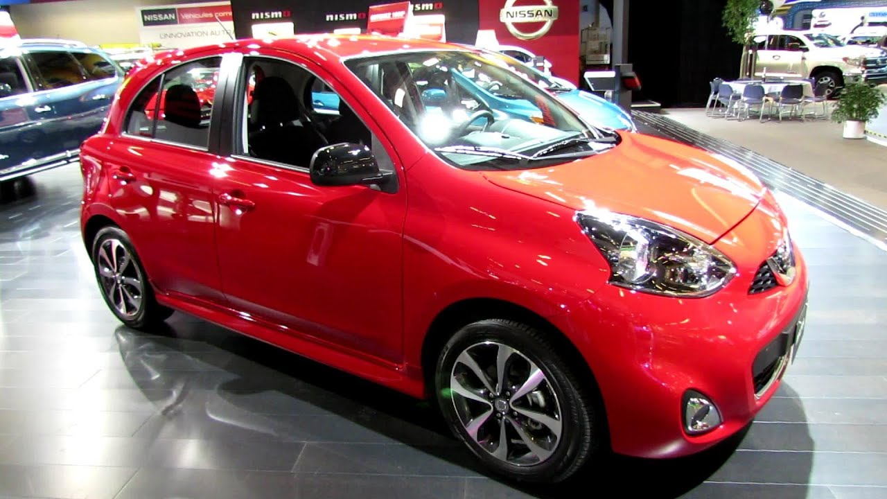 2014 nissan micra sr exterior and interior walkaround. Black Bedroom Furniture Sets. Home Design Ideas