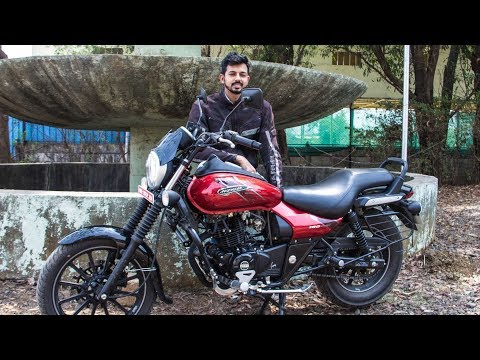 Bajaj Avenger 180 Review - Cruiser Commuter | Faisal Khan