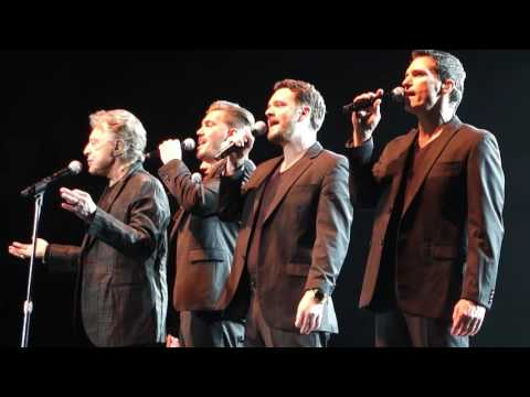 To say that Frankie Valli was one of the great singers of our lifetime is an understatement... Frankie Valli and the Four Seasons close the Santa Rosa Show... Sherry... Walk Like a Man......