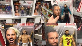 TOY HUNTING AT WALMART FOR WWE WRESTLEMANIA DISPLAY + EPIC FINDS!