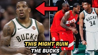 The Problems That Might Ruin the Bucks' NBA Finals Chances