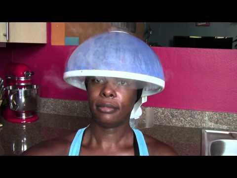 Secura hair steamer review!