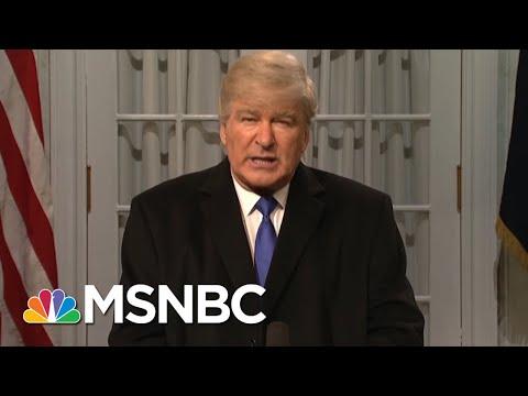 Alec Baldwin Spoofs Trump In SNL Cold Open  Morning Joe  MSNBC