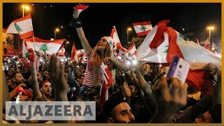 'The people are one': Lebanese unite against political elite