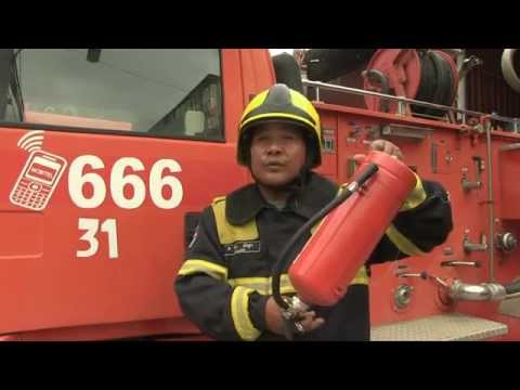 How to Prevent and Extinguish Fire