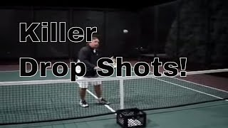 Platform Tennis - Episode 4 - The Drop Shot