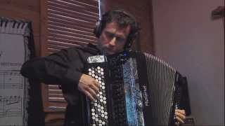 SERGEI TELESHEV J. S. Bach Toccata in D minor on Roland FR-8X Digital V-Accordion