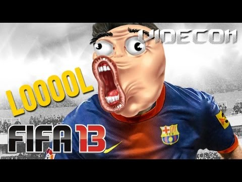 FIFA 13 | Fails Estúpidos Para Reír