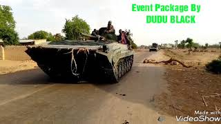 Advance  To Sambisa Forest Nigeria Army