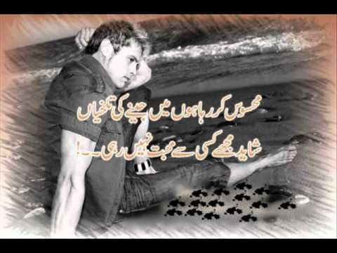 hindi sad song)wo bewafa bewafa thi.wmv