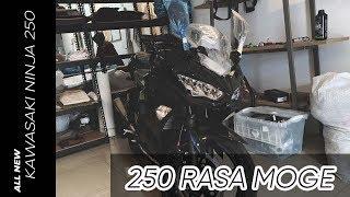 ALL NEW KAWASAKI NINJA 250 with Dennis Suryana & Robby