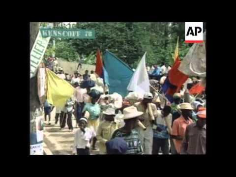 HAITI: ELECTIONS SITUATIONER