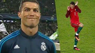 Những tình huống hài hước trong bóng đá