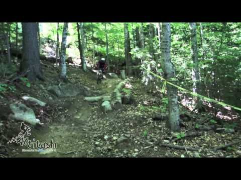 Attitash Mountain Biking - ESC 2014 NE DH Cup Course Preview