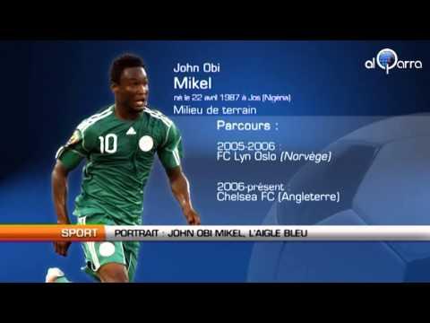 Portrait: John Obi Mikel, l'aigle bleu
