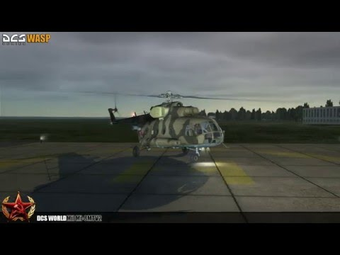 DCS World - Mil Mi-8MTV2 Battle Of Nalchik; Medevac CSAR