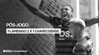 PÓS-JOGO: FLAMENGO 2 x 1 CHAPECOENSE | BRASILEIRÃO 2019