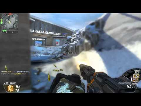 BO2: Epic/BS Final Killcam! One Hitter Quitter!