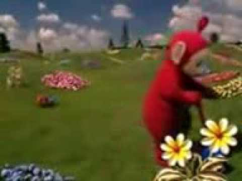 Teletubbies Barongsai