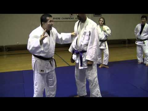 Tani Otoshi - Counter to Forward Throw Image 1