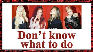 Download Song [THAISUB] BLACKPINK - Don't know what to do #เล่นสีซับ Free StafaMp3