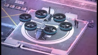 Bell Helicopter Nexus AirTaxi - e-VTOL - fabrication/assembly & developmental testing